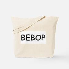 Bebop Tote Bag