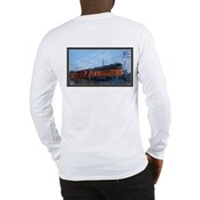 Unique Emd Long Sleeve T-Shirt