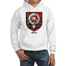 Miller Clan Crest Tartan Hoodie