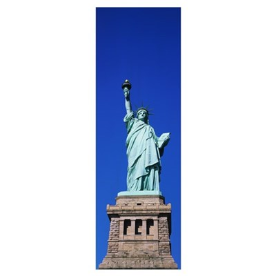 New York, Statue of Liberty Poster