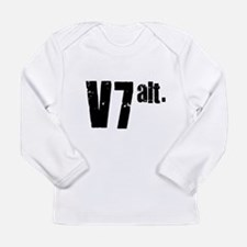 v7 alt. Long Sleeve Infant T-Shirt