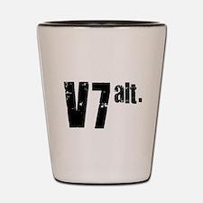 v7 alt. Shot Glass