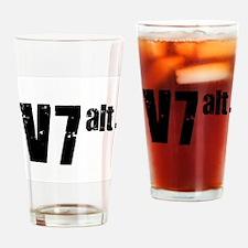 v7 alt. Drinking Glass