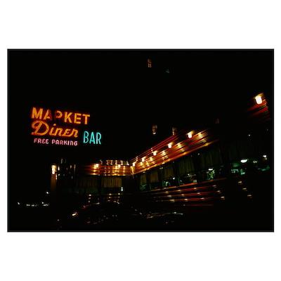 Diner New York Poster