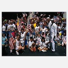 Desert Storm Victory Parade