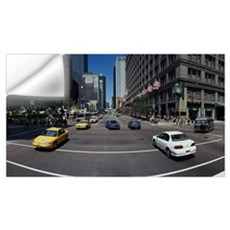 State Street Chicago IL Wall Decal