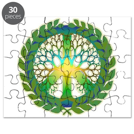 Grow Peace Puzzle