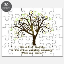 The Art Of Teaching Puzzle