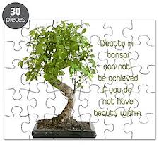 Bonsai Beauty Puzzle