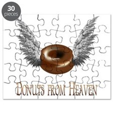 Donuts from Heaven Puzzle
