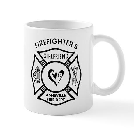 FF Girlfriends Asheville FD Mug