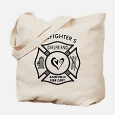 FF Girlfriends Asheville FD Tote Bag