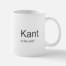 """Kant is the shit!"" Mug"