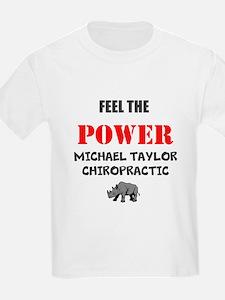 Feel the Power T-Shirt