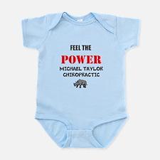 Feel the Power Infant Bodysuit