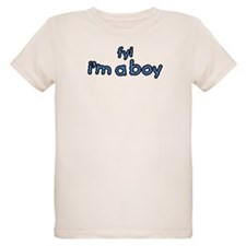 fyi. I'm A Boy T-Shirt