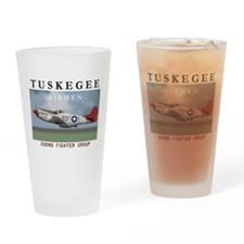 Unique Tuskegee airmen Drinking Glass