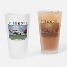 Unique Tuskegee Drinking Glass