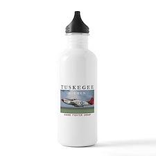 Unique Tuskegee airmen Water Bottle