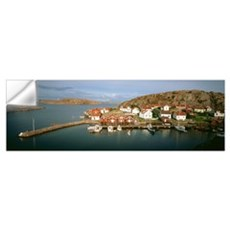 Sweden, Bohuslan, Lilla Korno Wall Decal