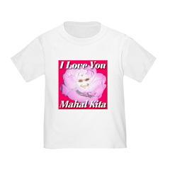 Mahal Kita - I Love You T