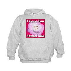 Mahal Kita - I Love You Hoodie