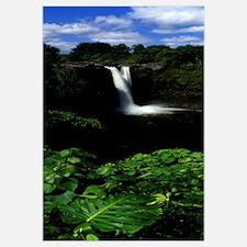 Hawaii, Rainbow Falls