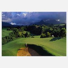 Hawaii, Princeville Golf Course