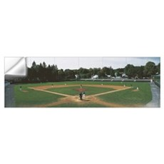 Doubleday Field Cooperstown NY Wall Decal