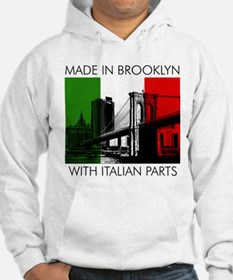 Made in Brooklyn with Italian Parts Hoodie