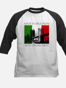 Made in Brooklyn with Italian Parts Tee