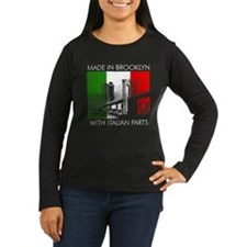 Made in Brooklyn with Italian Parts T-Shirt