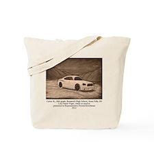 Carter R, Sioux Falls, Tote Bag