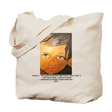 Kaylie S, Sioux Falls, Tote Bag