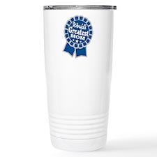 World's Greatest - Mom Travel Mug