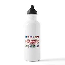 ENEMIES AMONG US Water Bottle