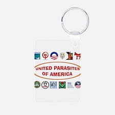 ENEMIES AMONG US Keychains