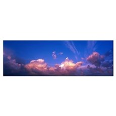 Sunset Phoenix AZ Canvas Art