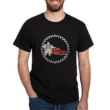 Broken Car Cartoon. T-Shirt