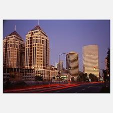 California, Oakland, Alameda County, New City Cent