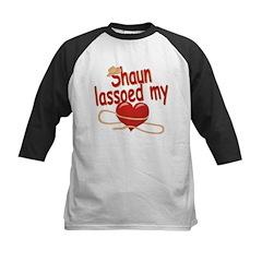 Shaun Lassoed My Heart Tee