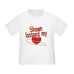 Shawn Lassoed My Heart T