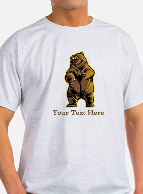 men 39 s bear t shirts bear tees shirts for men cafepress