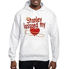 Stanley Lassoed My Heart Hoodie