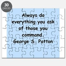 george s patton quotes Puzzle