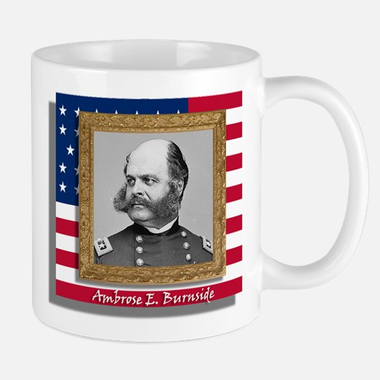 Ambrose E. Burnside Mug