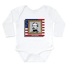 John Buford Long Sleeve Infant Bodysuit