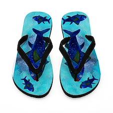 Lady Fish Flip Flops
