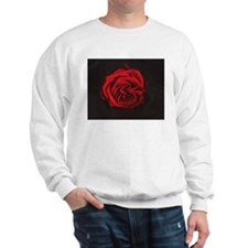 Red Rose Sweatshirt