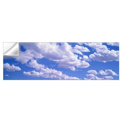 Clouds Moab UT Wall Decal